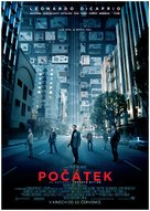 Inception - Czech Movie Poster (xs thumbnail)