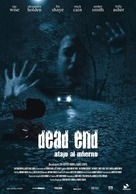 Dead End - Spanish Movie Poster (xs thumbnail)