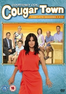 """Cougar Town"" - British DVD cover (xs thumbnail)"