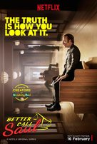 """Better Call Saul"" - British Movie Poster (xs thumbnail)"