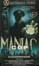 Maniac Cop - Brazilian Movie Cover (xs thumbnail)