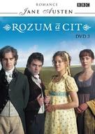 """""""Sense & Sensibility"""" - Czech DVD cover (xs thumbnail)"""
