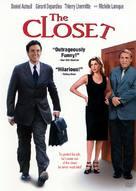 Le placard - DVD movie cover (xs thumbnail)
