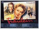 Fräulein - German Movie Poster (xs thumbnail)