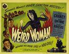 Weird Woman - Movie Poster (xs thumbnail)