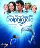 Dolphin Tale - Blu-Ray cover (xs thumbnail)