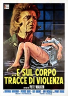 House of Whipcord - Italian Movie Poster (xs thumbnail)