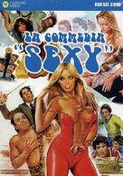 La liceale seduce i professori - Italian DVD movie cover (xs thumbnail)