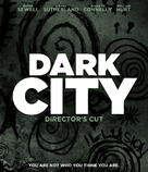 Dark City - Blu-Ray movie cover (xs thumbnail)
