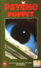 Delirium - British VHS cover (xs thumbnail)