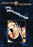 The Unsuspected - DVD cover (xs thumbnail)