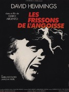 Profondo rosso - French Movie Poster (xs thumbnail)