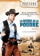 Powder River - French DVD cover (xs thumbnail)