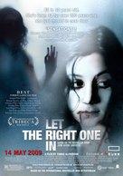 Låt den rätte komma in - Thai Movie Poster (xs thumbnail)