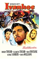 Ivanhoe - DVD movie cover (xs thumbnail)