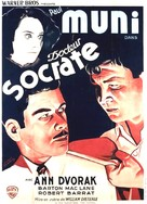 Dr. Socrates - French Movie Poster (xs thumbnail)