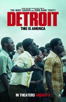 Detroit - Movie Poster (xs thumbnail)