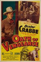 Oath of Vengeance - Movie Poster (xs thumbnail)