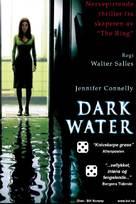 Dark Water - Norwegian Movie Poster (xs thumbnail)