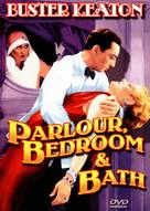 Parlor, Bedroom and Bath - DVD cover (xs thumbnail)