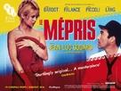 Le mépris - British Movie Poster (xs thumbnail)