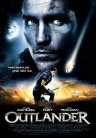Outlander - Swedish Movie Poster (xs thumbnail)