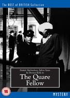 The Quare Fellow - British DVD cover (xs thumbnail)
