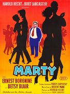 Marty - French Movie Poster (xs thumbnail)