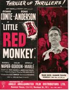 Little Red Monkey - British poster (xs thumbnail)
