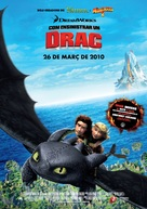 How to Train Your Dragon - Andorran Movie Poster (xs thumbnail)