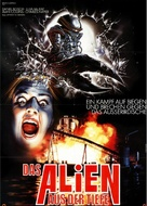 Alien degli abissi - German Movie Poster (xs thumbnail)