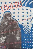 Loulou - Dutch Movie Poster (xs thumbnail)