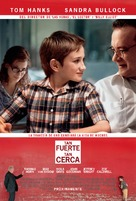 Extremely Loud & Incredibly Close - Argentinian Movie Poster (xs thumbnail)