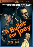 A Bullet for Joey - DVD movie cover (xs thumbnail)