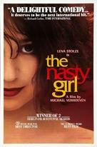 Das schreckliche Mädchen - Movie Poster (xs thumbnail)