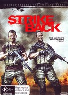 """Strike Back"" - Australian DVD movie cover (xs thumbnail)"