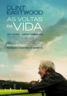 Trouble with the Curve - Portuguese Movie Poster (xs thumbnail)