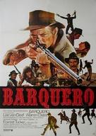 Barquero - German Movie Poster (xs thumbnail)