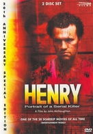 Henry: Portrait of a Serial Killer - DVD movie cover (xs thumbnail)
