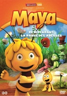 """Maya the Bee"" - Belgian DVD movie cover (xs thumbnail)"