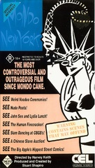 Mondo New York - Australian VHS cover (xs thumbnail)