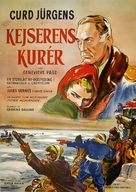 Michel Strogoff - Danish Movie Poster (xs thumbnail)