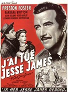 I Shot Jesse James - Belgian Movie Poster (xs thumbnail)