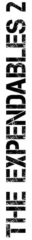 The Expendables 2 - Logo (xs thumbnail)