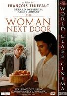 La femme d'à côté - DVD cover (xs thumbnail)