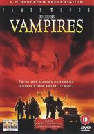 Vampires - British DVD movie cover (xs thumbnail)