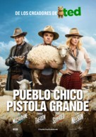 A Million Ways to Die in the West - Colombian Movie Poster (xs thumbnail)