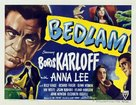 Bedlam - Movie Poster (xs thumbnail)