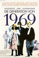 1969 - German Movie Poster (xs thumbnail)