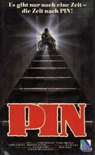 Pin... - German VHS movie cover (xs thumbnail)